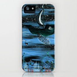 City of Dust iPhone Case