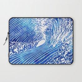 Blue Wave II Laptop Sleeve
