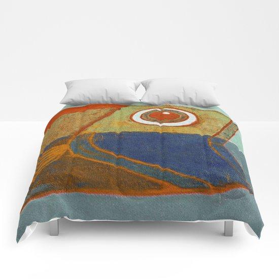 Cabeça de Peixe Comforters