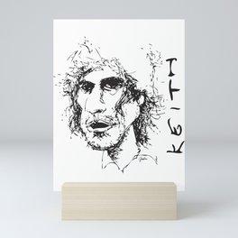 KRFace - M Mini Art Print