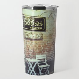 Ebbas cafe Travel Mug