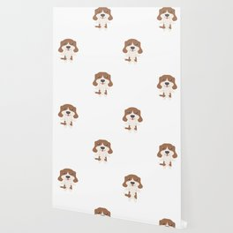 You Can't Scare Me I Have 2 Beagles Wallpaper