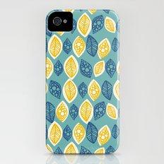 Honeydrop Leaves iPhone (4, 4s) Slim Case