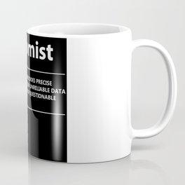 Economist Definition Coffee Mug