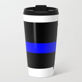 Iowa Back the Blue: Benefiting Officer Martin & Sgt. Beminio Travel Mug