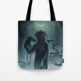 Hecate ~ A Compendium of Witches Tote Bag