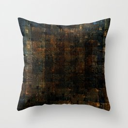 Wall 7 Throw Pillow