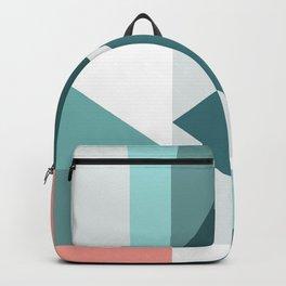 Modern Geometric 60 Backpack
