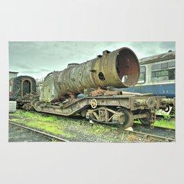 Warwell Boiler Rug