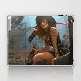 Pirate Haven Tortuga Laptop & iPad Skin