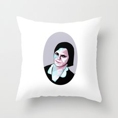 The Muscle Throw Pillow