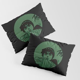 Rock Lee Jutsu Pillow Sham