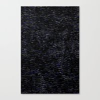 data Canvas Prints featuring Data data by Monika Kovacs