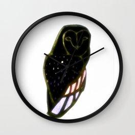 owliee2 Wall Clock