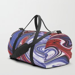 Melted Roses Duffle Bag