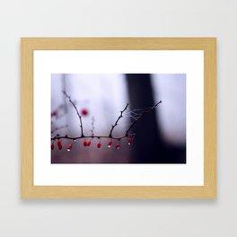 tiny traps Framed Art Print