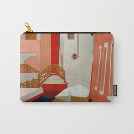 italy venice canale Carry-All Pouch