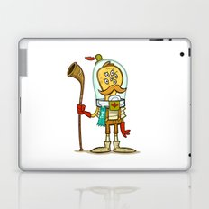 Alphorn Champion 1908 Laptop & iPad Skin