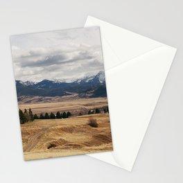 Livingston, MT Stationery Cards