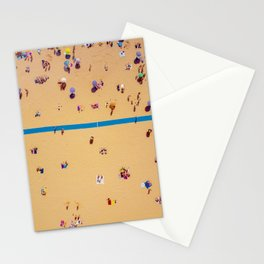 Tanning Days  Stationery Cards