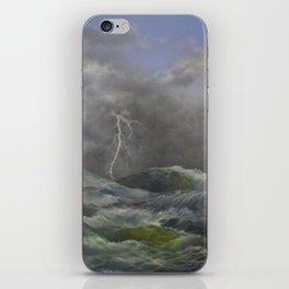 Storm Warnings iPhone Skin