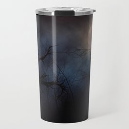 Haunted Forest Travel Mug