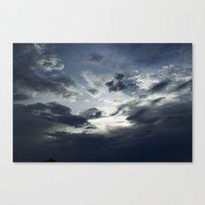 Sapphire Canvas Print