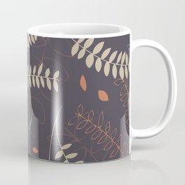 Autumn Flourish: a warm and gentle pattern Coffee Mug