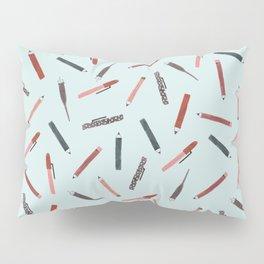 Pens and pencils Pillow Sham