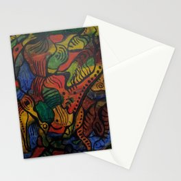 Veggies Stationery Cards