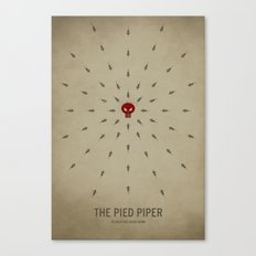 The Pied Piper Canvas Print