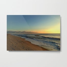 Walks Before Dawn Metal Print