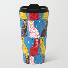 staffordshire dogs Travel Mug