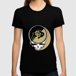 Buffaloes and the Dead T-shirt
