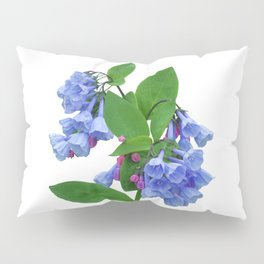 Spring Bluebells Pillow Sham