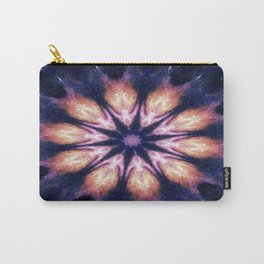Lightening Mandala Carry-All Pouch