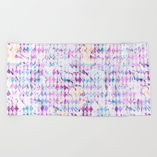 Enchanted Ocean #3 Beach Towel