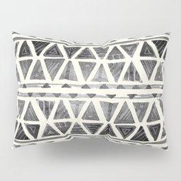 Tribal Geometric Chevron Stripes Pillow Sham