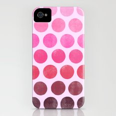 Color Play Pink iPhone (4, 4s) Slim Case