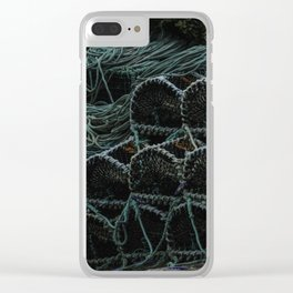 Colors of Ireland Clear iPhone Case