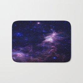 gAlAXY Purple Blue Bath Mat