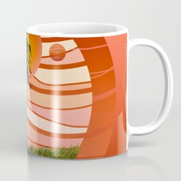Imaginary landscapes Coffee Mug