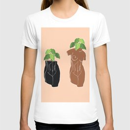 Planters in the Nude T-shirt