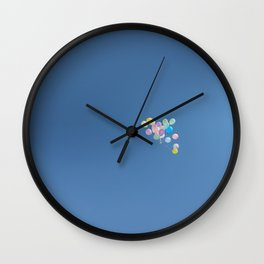 Let Go.  Wall Clock
