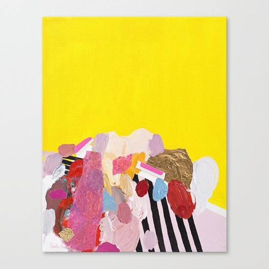 Monumental Canvas Print
