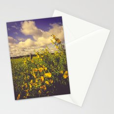 Field of Happiness Stationery Cards