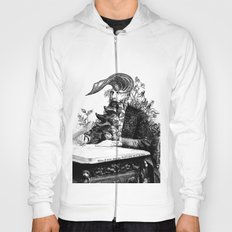 When I think about you, flowers grow out of my brain. Hoody
