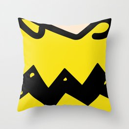 Who is he? I Throw Pillow