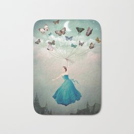 Leaving Wonderland Bath Mat