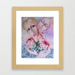 Kings Gift Framed Art Print